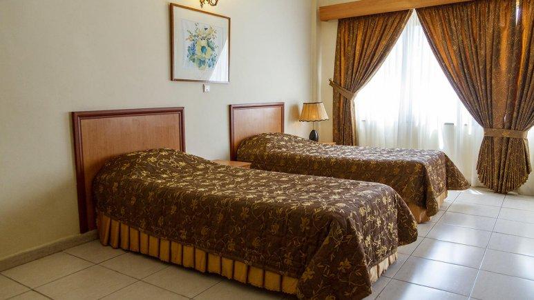 هتل گراند کیش دو تخته تویین 3