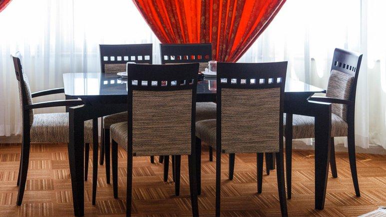 هتل گراند کیش فضای داخلی اتاق ها