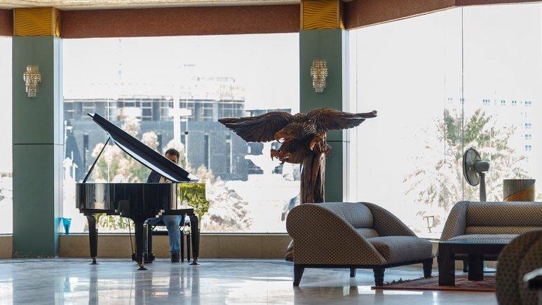 هتل ارم کیش لابی