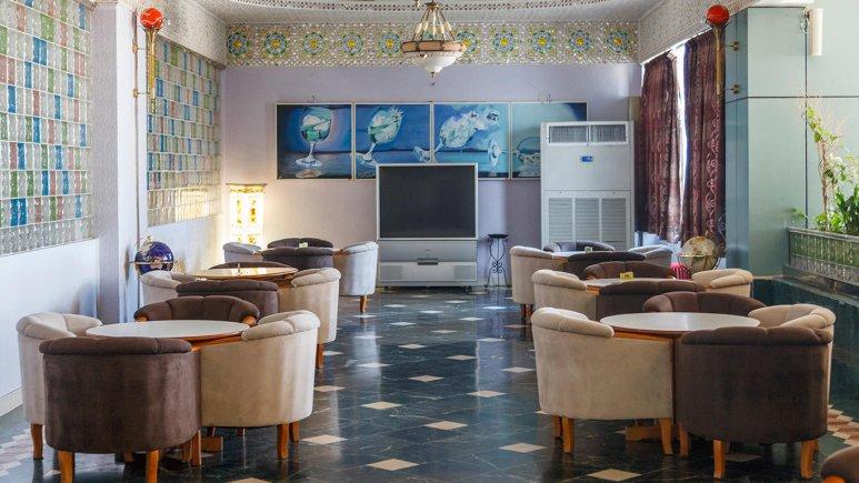 هتل ارم کیش کافی شاپ