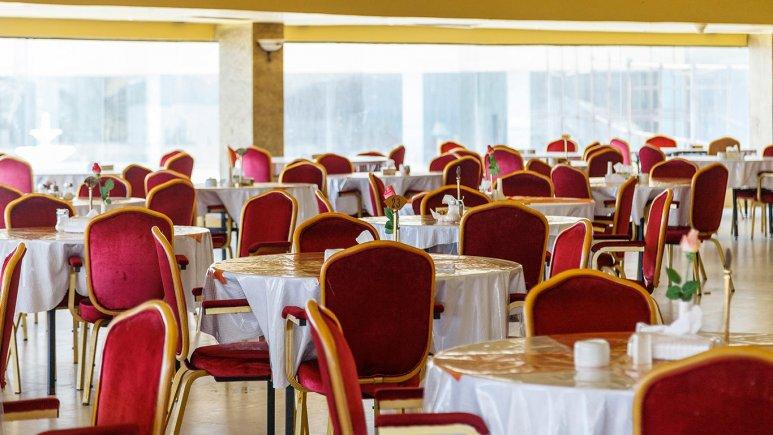 هتل ارم کیش رستوران