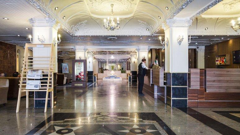 هتل شهر تهران لابی