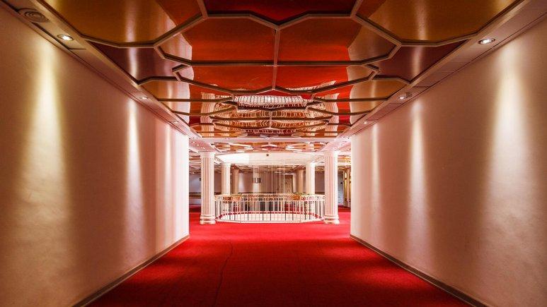 هتل شهر تهران فضای داخلی هتل 2