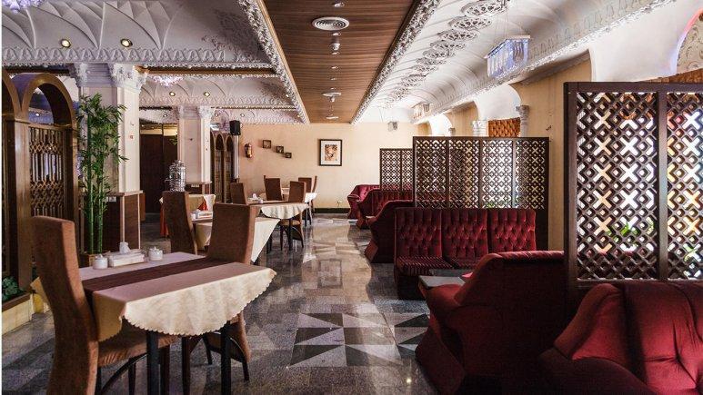 هتل شهر تهران کافی شاپ