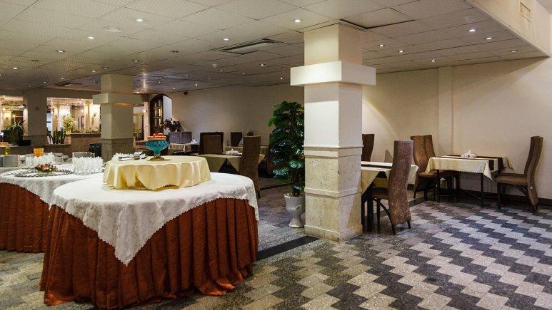 هتل شهر تهران رستوران 2