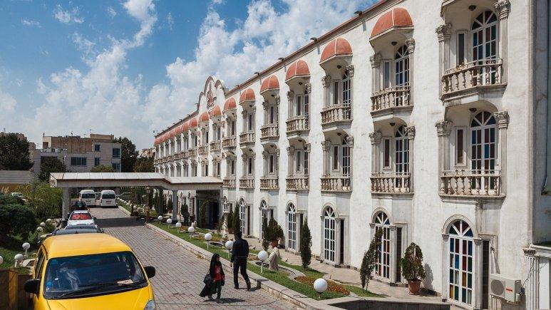 رزرو هتل در تهران / هتل شهر