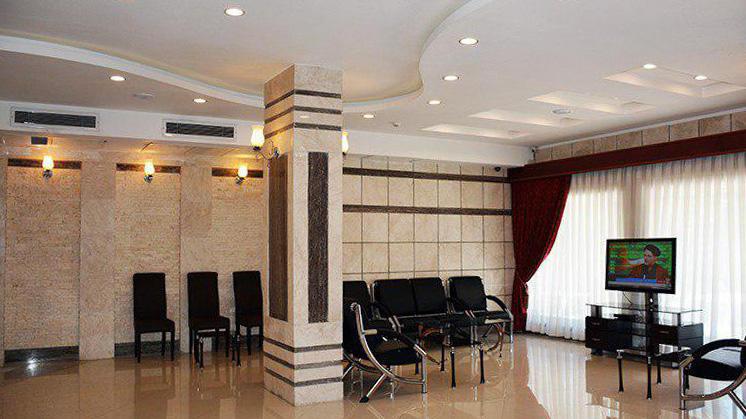 هتل ارم مشهد لابی