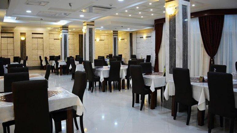 هتل ارم مشهد رستوران 1