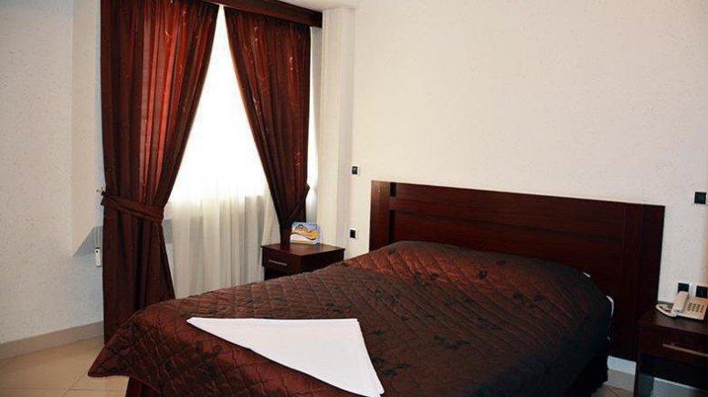 هتل ارم مشهد اتاق دو تخته دابل