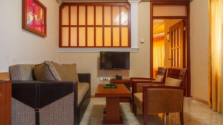 هتل سی برگ مشهد آپارتمان یک خوابه دو تخته