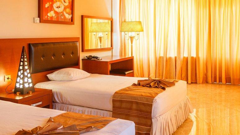 هتل سی برگ مشهد فضای داخلی آپارتمان ها