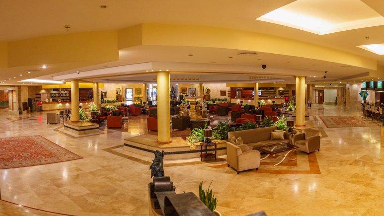 هتل مارینا پارک کیش لابی 1