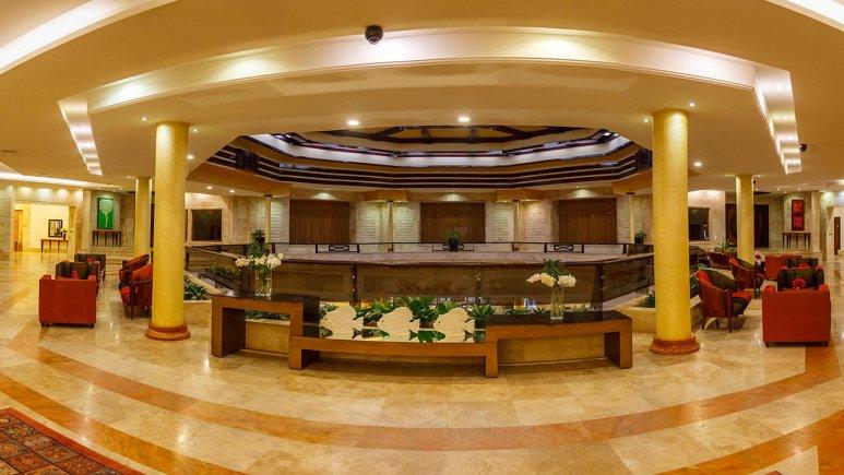 هتل مارینا پارک کیش لابی 2