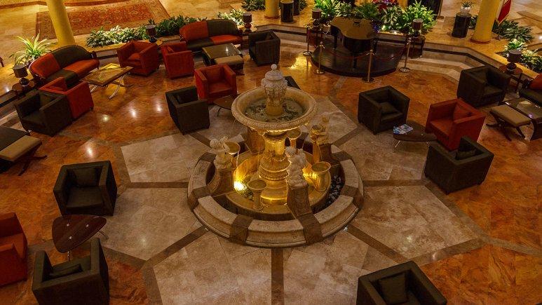 هتل مارینا پارک کیش لابی 4
