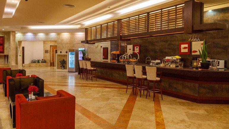 هتل مارینا پارک کیش کافی شاپ