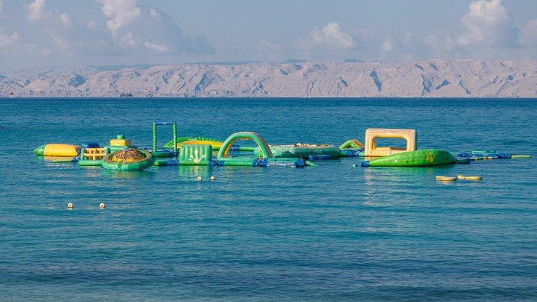 هتل مارینا پارک کیش ساحل اختصاصی