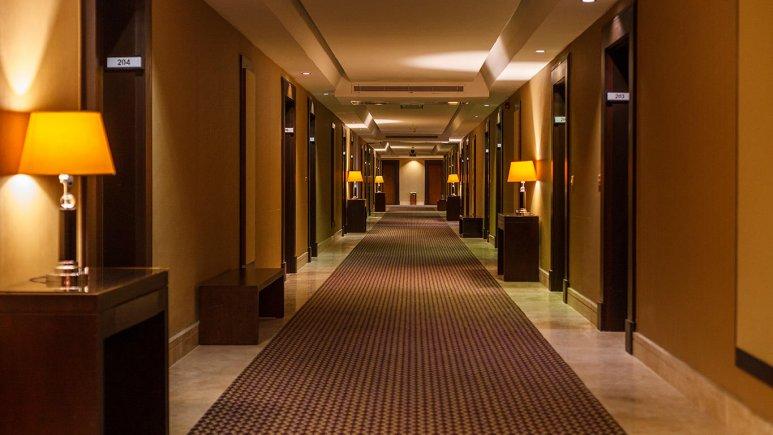 هتل مارینا پارک کیش فضای داخلی هتل