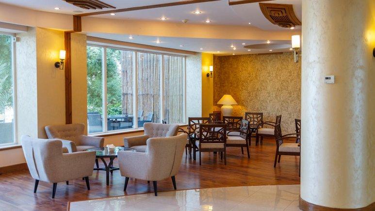 هتل سورینت صدف کیش لابی 1