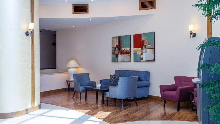 هتل سورینت صدف کیش لابی 2