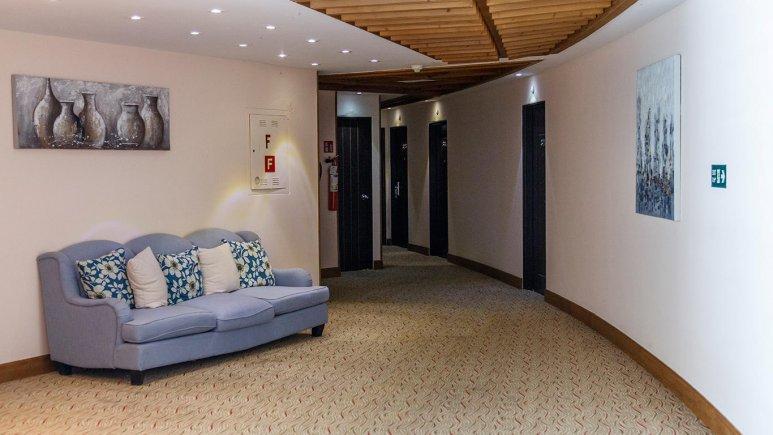 هتل سورینت صدف کیش فضای داخلی هتل