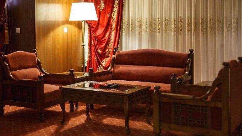 سوئیت هتل زندیه