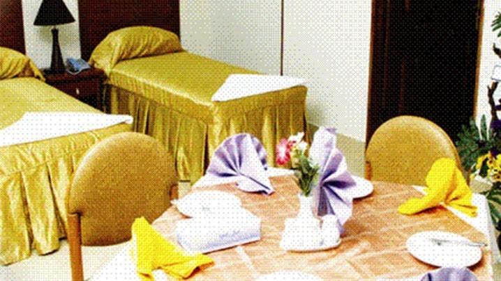 اتاق دو تخته هتل هلیا