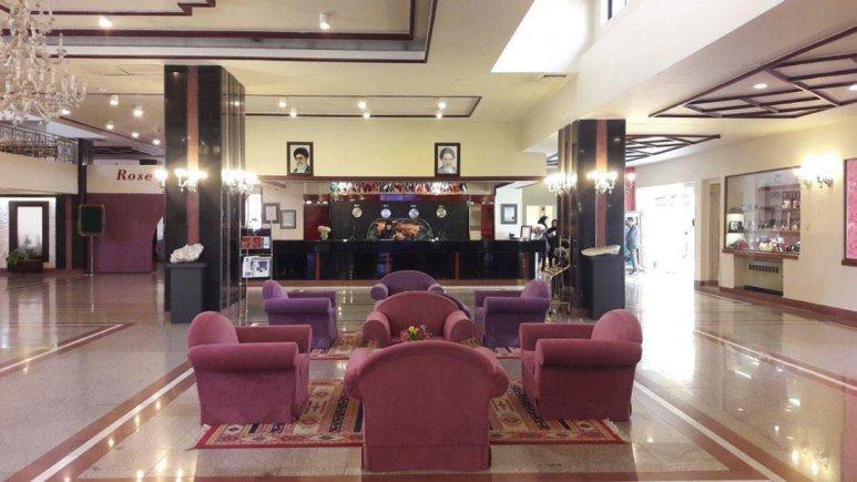 هتل پردیسان مشهد لابی