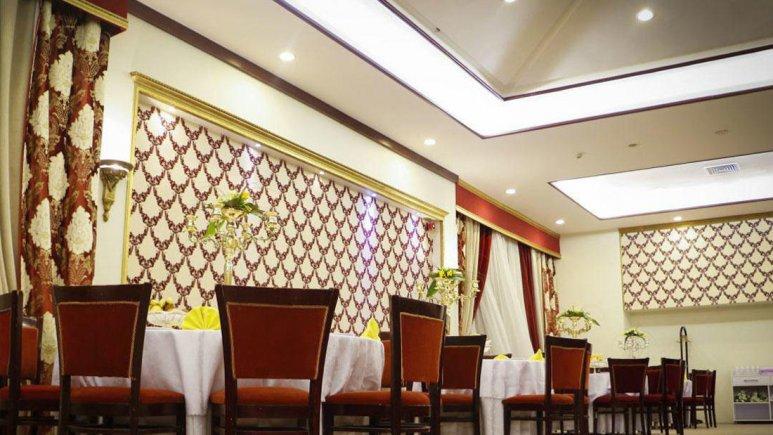 هتل پردیسان مشهد رستوران ارکیده 2