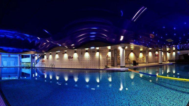 هتل پردیسان مشهد استخر 1