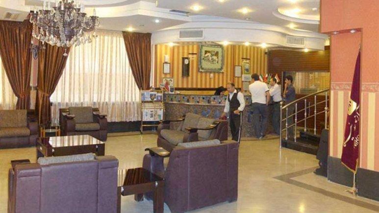 لابی هتل نیکا مشهد