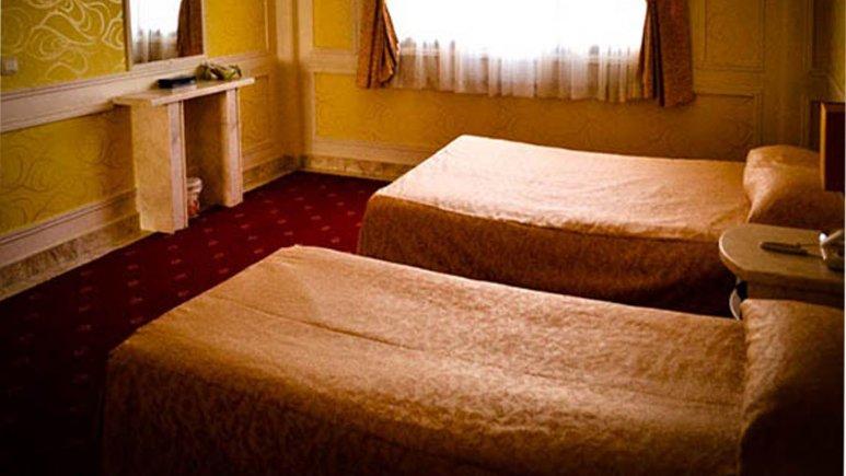 آپارتمان دوخوابه هتل نیکا