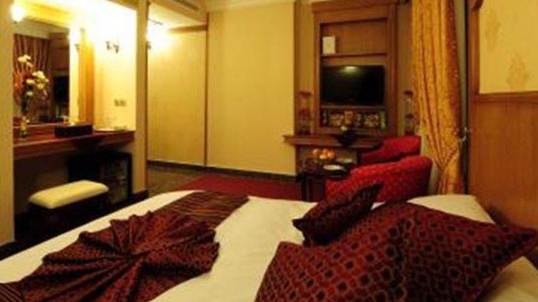 اتاق دوتخته دبل هتل سیمرغ