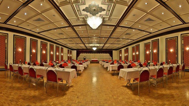 تالار آیینه هتل هما شیراز