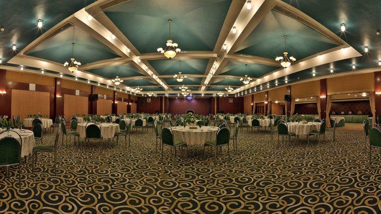 سالن نگار هتل هما شیراز
