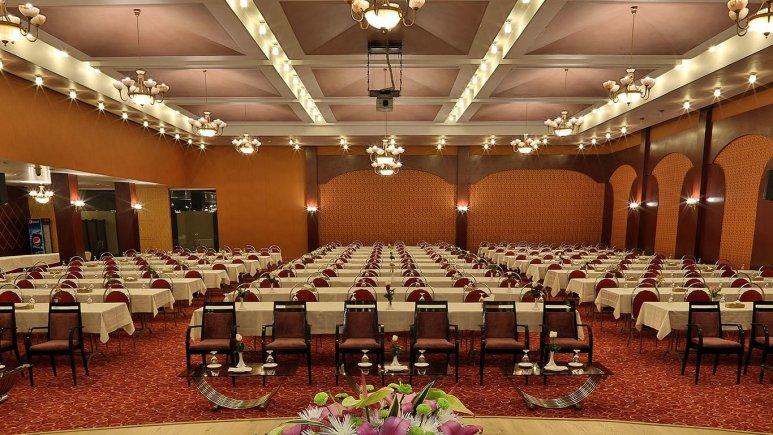 سالن وصال هتل هما شیراز
