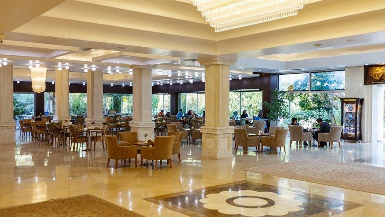 هتل هما شیراز لابی 1