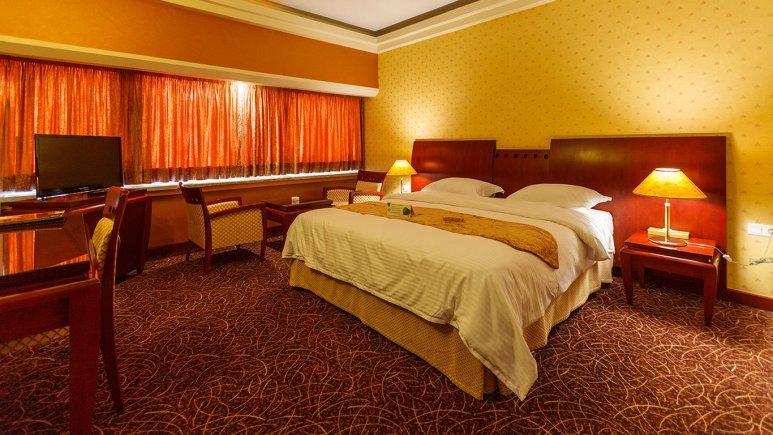 هتل هما شیراز اتاق دو تخته دابل 2