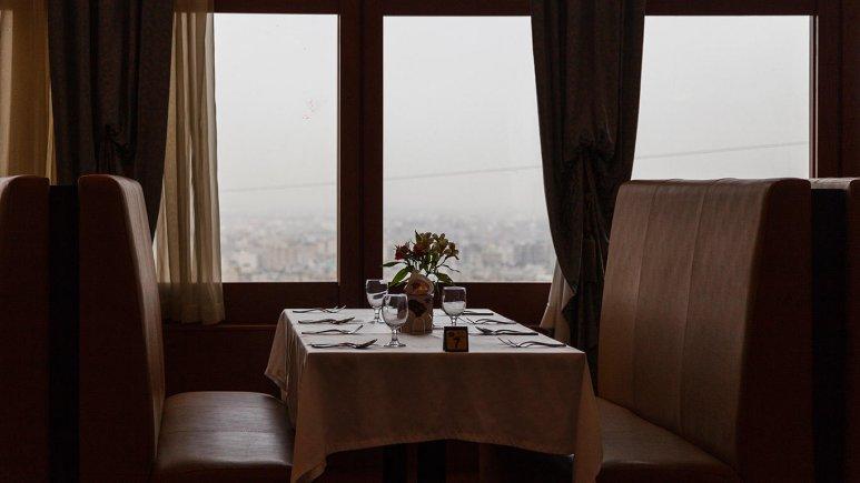 هتل بزرگ شیراز رستوران 2