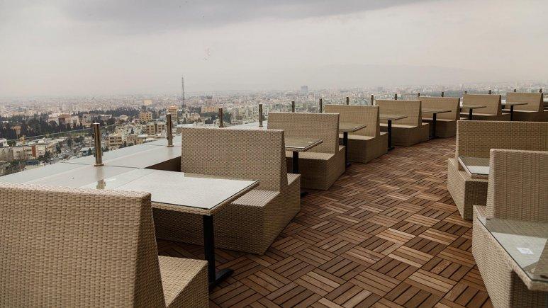 هتل بزرگ شیراز رستوران 3