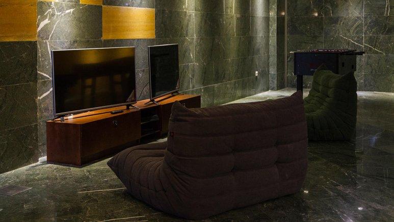 هتل بزرگ شیراز اتاق بازی 1