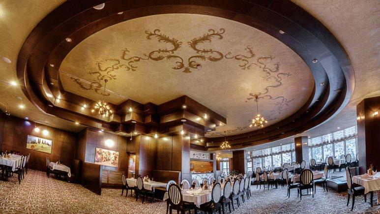 هتل بزرگ شیراز رستوران 6