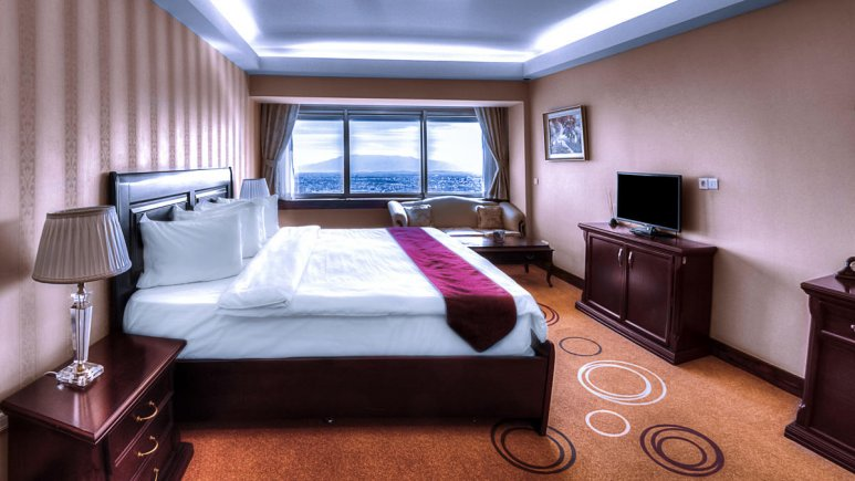 هتل بزرگ شیراز اتاق دو تخته دابل 4