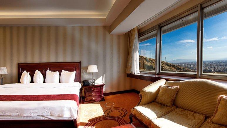 هتل بزرگ شیراز اتاق دو تخته دابل 5