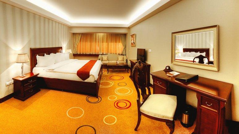 هتل بزرگ شیراز سوئیت 3