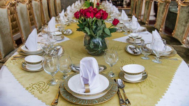هتل بین المللی قصر مشهد رستوران 2