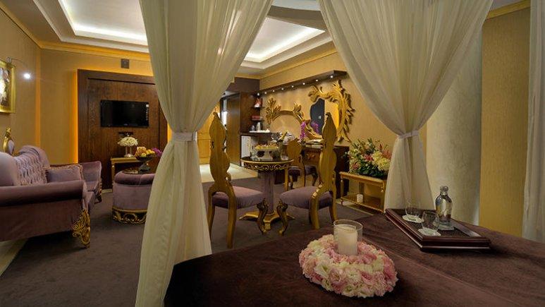 هتل بین المللی قصر مشهد اتاق دو تخته پرزیدنت 1