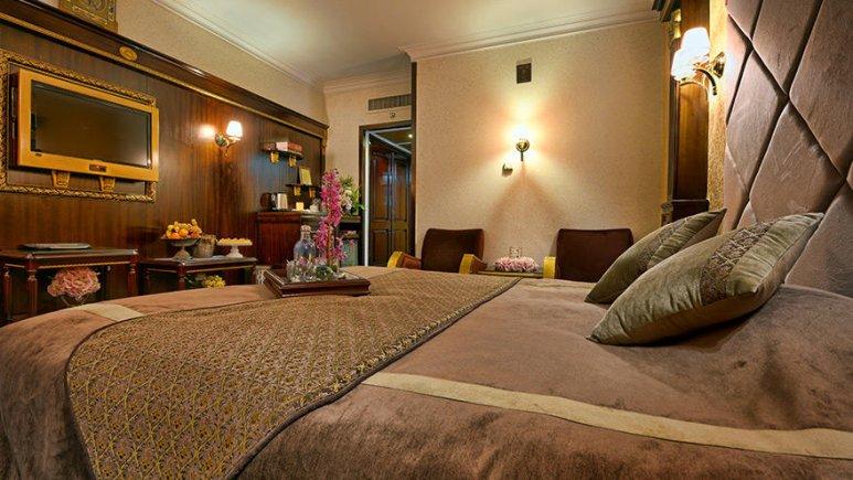 هتل بین المللی قصر مشهد اتاق یک تخته 2