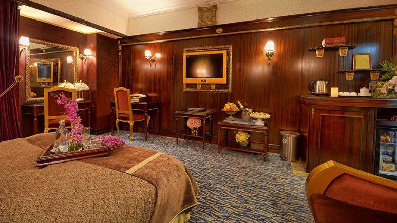 هتل بین المللی قصر مشهد اتاق یک تخته 3