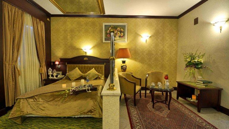 هتل بین المللی قصر مشهد سوئیت یک خوابه دو تخته 2