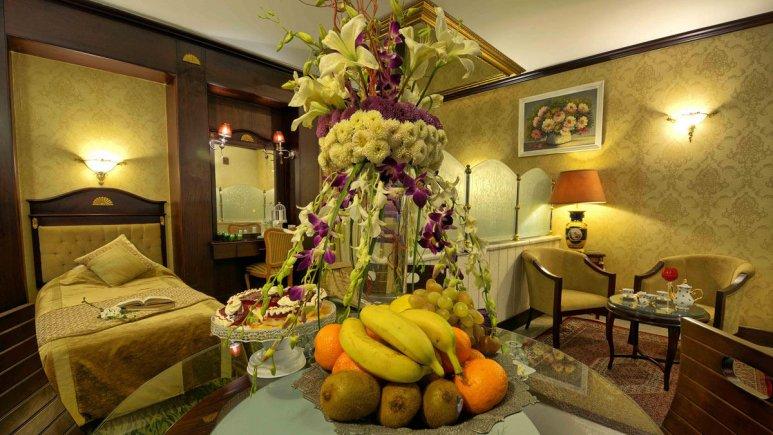 هتل بین المللی قصر مشهد سوئیت یک خوابه دو تخته 3